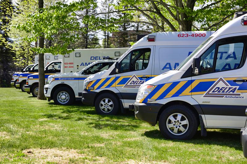 Ambulances Delta